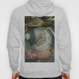 Lovers in a bubble - Hieronymus Bosch Hoody