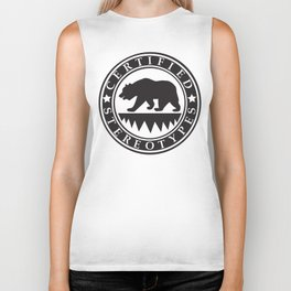 California Certified Stereotypes Biker Tank
