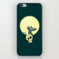 Moon Rat iPhone & iPod Skin