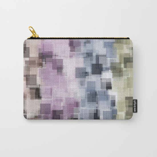 SQUARE PATTERN #2 Carry-All Pouch