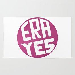 ERA YES (Pink) Rug