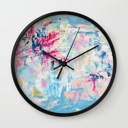 The Jet Set Wall Clock