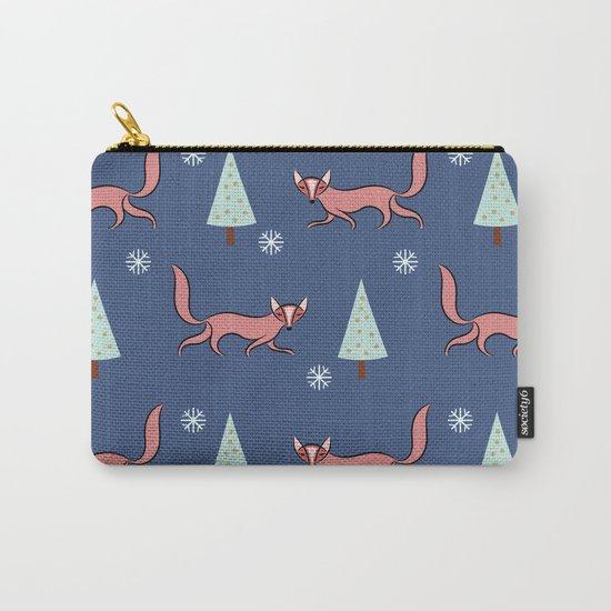 Fox #society6 #decor #buyart Carry-All Pouch