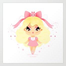 Skinny Legend • Trixie Mattel Art Print