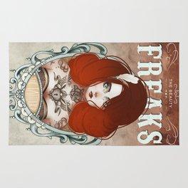 The Beauty Freaks - The tattooed Rug
