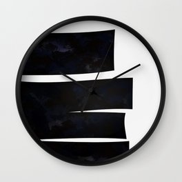Clean Wall Clock