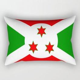 Flag of Burundi Rectangular Pillow