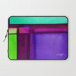 Color Block 4 by Kathy Morton Stanion Laptop Sleeve