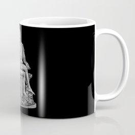 Pieta - from my hand etching Coffee Mug