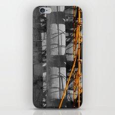 Ancient scaffold 2 iPhone & iPod Skin