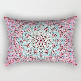 Mehndi Ethnic Style G402 Rectangular Pillow