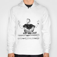 liam payne Hoodies featuring liam by otp-hedgefrog