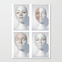 maniface Canvas Print