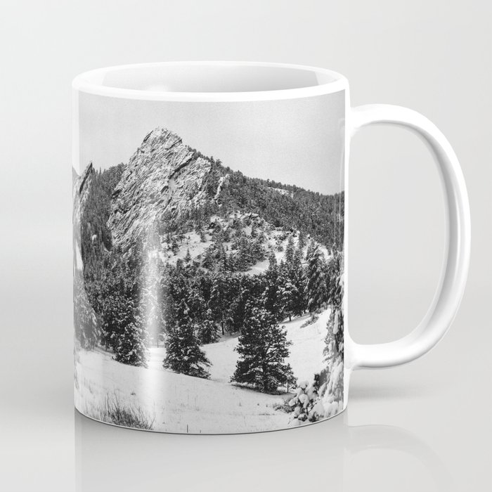Flatirons - Neopan 1600 Coffee Mug