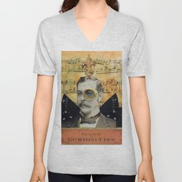 Relics and Curiosities Unisex V-Neck
