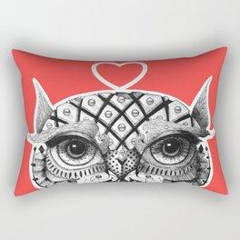 Owl R Rectangular Pillow