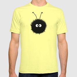 Orange Cute Dazzled Bug Winter T-shirt