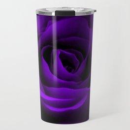A Purple Rose Travel Mug