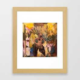 Great Revelations Framed Art Print