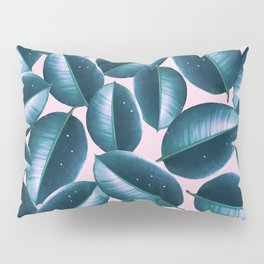Rubber Plant Cure #society6 #decor #buyart Pillow Sham
