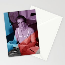 Women of NASA: Katherine Johnson Stationery Cards