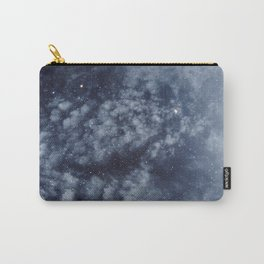 Blue veiled moon II Carry-All Pouch