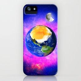 Eggstraterrestrial iPhone Case