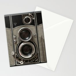 Vintage Camera 01 Stationery Cards