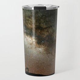 Radio Telescopes and Milky Way Travel Mug