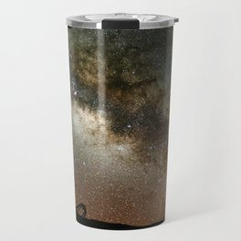 Radio Telescopes and Milky Way Travel Mug