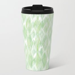 Harlequin Marble Mix Greenery Travel Mug
