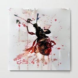 Murder Weevil #3 Metal Print