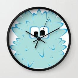 Bubble Beasts: Fur Tamer Wall Clock