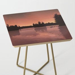 Quetico Provincial Park Side Table