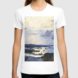 12,000pixel-500dpi - Sir John Lavery - Parkeston - Digital Remastered Edition T-shirt