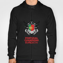 Portugal Champions Uefa Euro 2016 Hoody