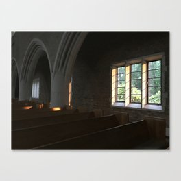 Tar Heel Cathedral Canvas Print