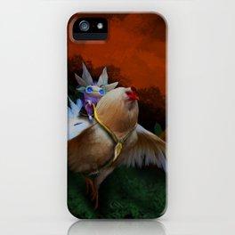 Moth goblin  iPhone Case