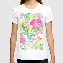 Fleurs de joie T-shirt