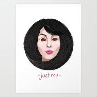 jessi Art Print