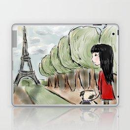 Paris Days Out Laptop & iPad Skin