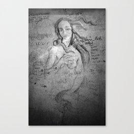 Rebirth of Venus Canvas Print
