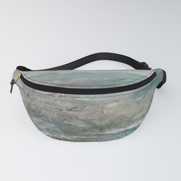 THE FLIGHT OF THE SEAGULLS OVER THE SEA Fanny Pack