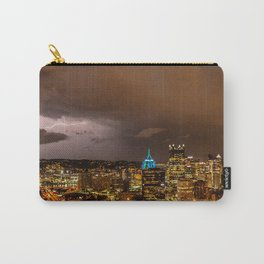 Coming Storm over Pittsburgh PA Carry-All Pouch