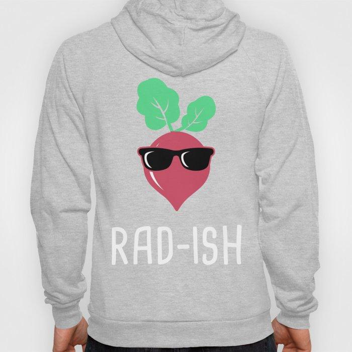 Rad-Ish | Radish Farmer's Market Design Hoody