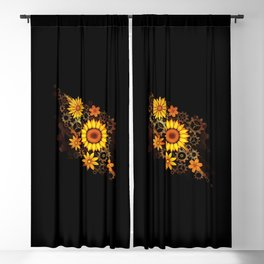 Spring Gear Blackout Curtain