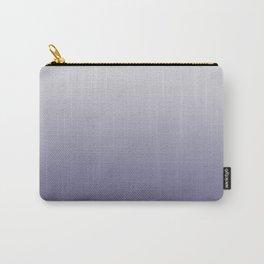 Twilight Purple Nimbus Cloud Ombre Carry-All Pouch