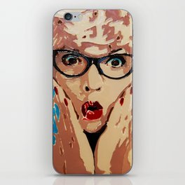 OOOOps!!I did It again!! iPhone Skin
