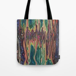 Unknown Immortal Species (The Door of Transcendence) Tote Bag