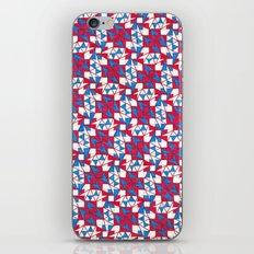 Patriotic  iPhone & iPod Skin